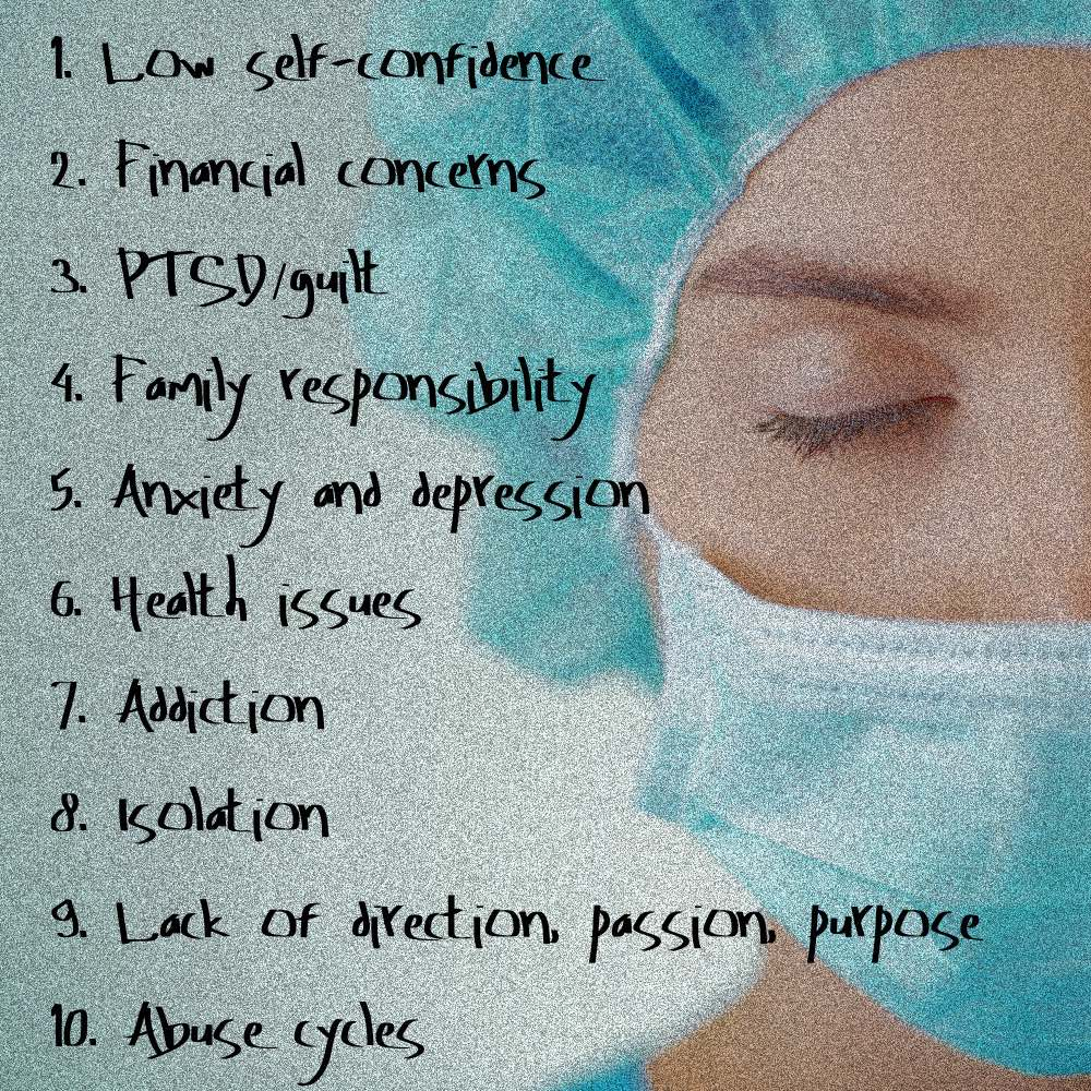Top 10 things that hold physicians back